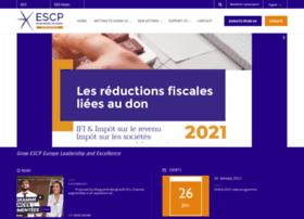 fondation.escpeurope.eu