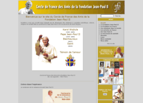 fondationjeanpaul2.fr