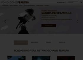 fondazioneferrero.it
