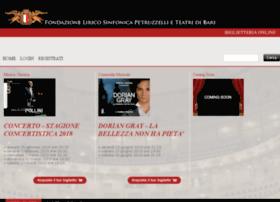 fondazionepetruzzelli.bookingshow.com