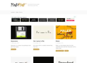 fondfont.com