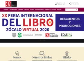 fondodeculturaeconomica.com