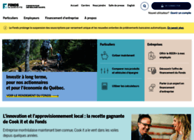 fondsftq.com