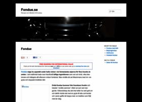 fondue.se