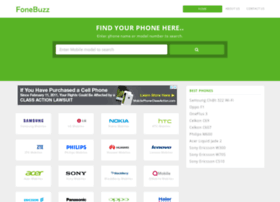 fonebuzz.net