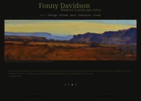 fonnydavidson.com