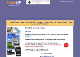 fonosip.com