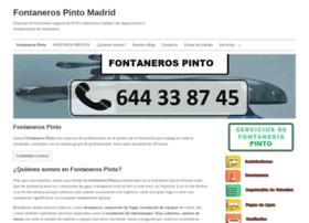fontaneros-pinto.es