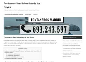 fontaneros-sansebastiandelosreyes.es