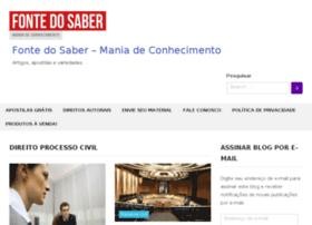 fontedosaber.com