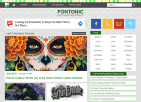 fontonic.com