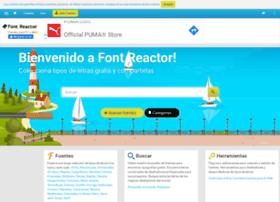 fontreactor.com