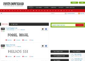 fonts-download.net