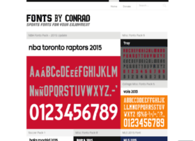 fontsbyconrad.wordpress.com