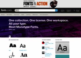 fontslive.com