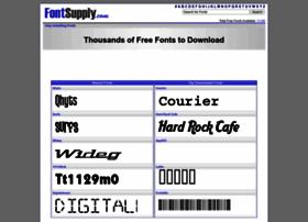 fontsupply.com