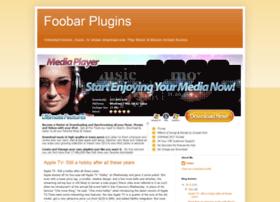 foobar-plugins.blogspot.com