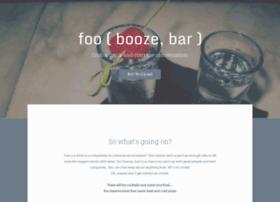 fooboozebar.splashthat.com