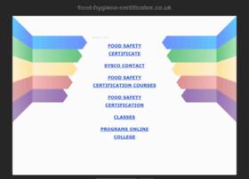 food-hygiene-certificates.co.uk