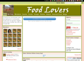 food-lovers.ning.com
