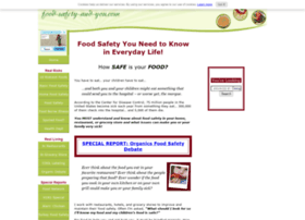 food-safety-and-you.com