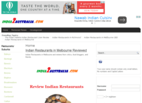 food.india2australia.com
