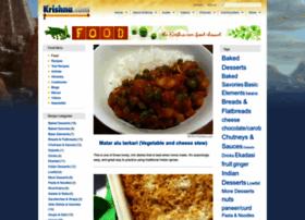 food.krishna.com