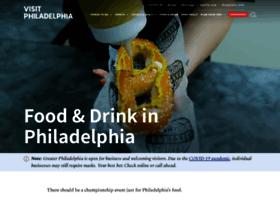 food.visitphilly.com