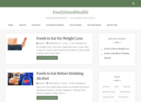 food2goodhealth.com