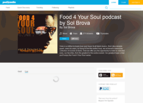 food4yoursoul.podomatic.com