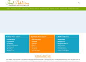 foodadditivesworld.com