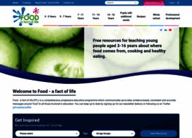 foodafactoflife.org.uk