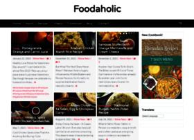 foodaholic.biz