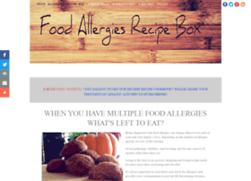 foodallergiesrecipebox.com