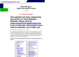 foodallergysolutions.com