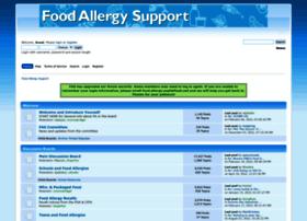 foodallergysupport.olicentral.com