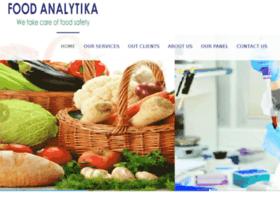 foodanalytika.com