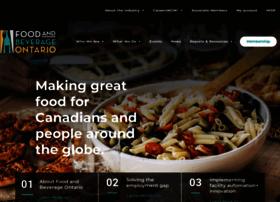 foodandbeverageontario.ca
