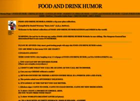 Foodanddrinkhumor.freeservers.com