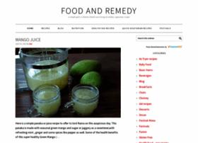 foodandremedy.com