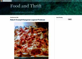 foodandthriftfinds.blogspot.com