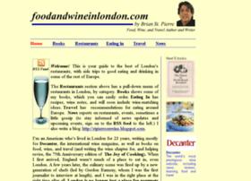 Foodandwineinlondon.com