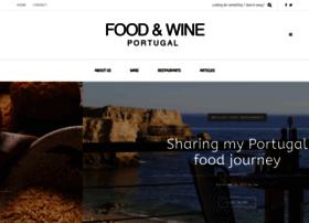 foodandwineportugal.com