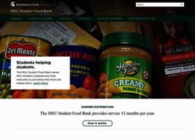 foodbank.msu.edu