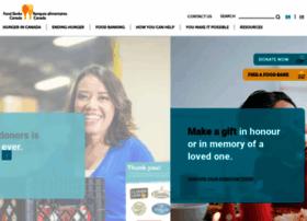 foodbankscanada.ca