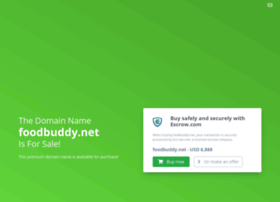 foodbuddy.net