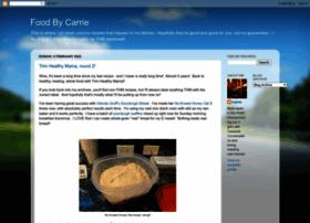 foodbycarrie.blogspot.com