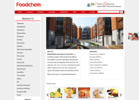 foodchemadditives.com