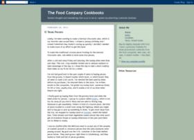 foodcompanycookbooks.blogspot.com