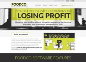foodcosoftware.com
